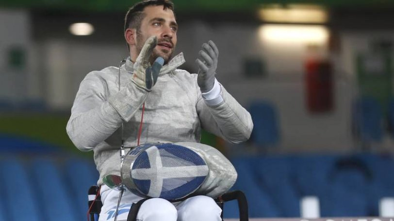 2016 09 12t192637z 2110111635 ht1ec9c1hzwth rtrmadp 3 paralympics rio wheelchairfencing