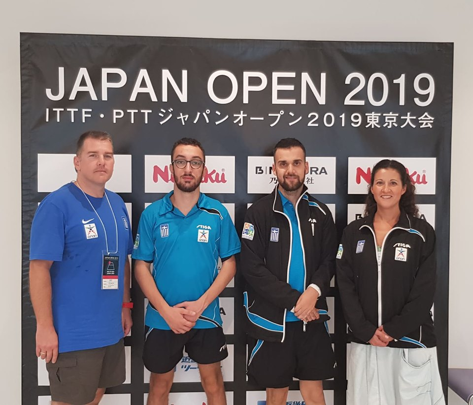 AMEA Japan tournament 2019 elliniki apostoli