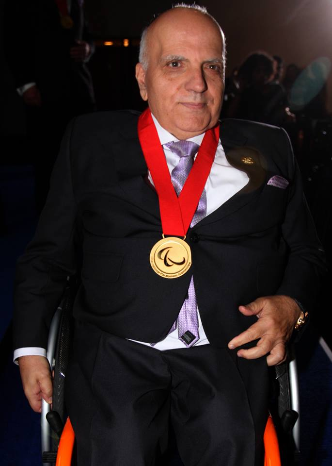 George Fountoulakis - IPC